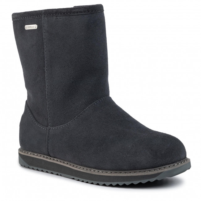 Cipő EMU AUSTRALIA Paterson Classic Lo W11590 Dark Grey