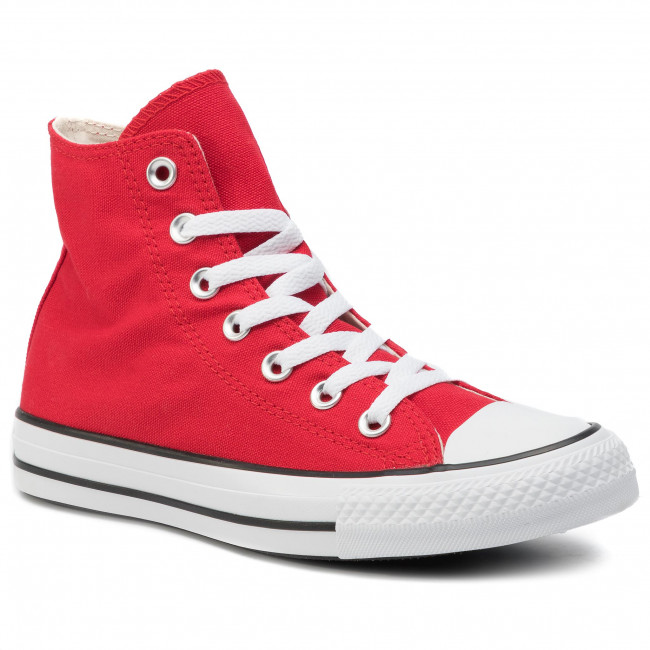 Tornacipő CONVERSE - Ctas Hi 165695C Enamel Red/White/B