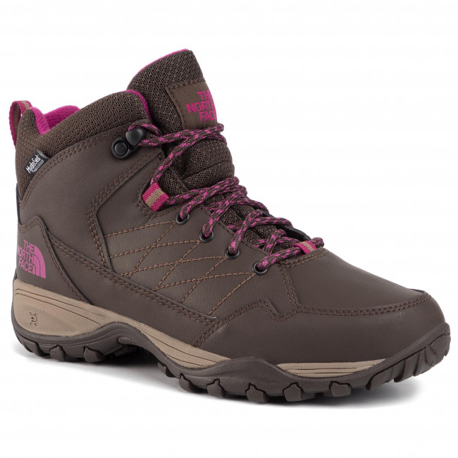 Bakancs THE NORTH FACE - Storm Strike II Wp T93RRRGTJ  Coffe Brown/Fossil