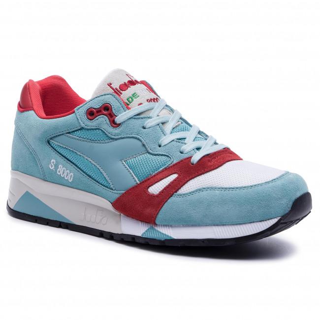449487b31 Sportcipő DIADORA - S8000 Nyl Ita 501.170470 01 C6601 Marine Blue/Fiery Red