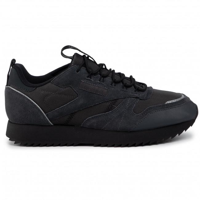 Cipő Reebok Cl Leather Ripple Trail EG8708 Trgry8BlackPantom