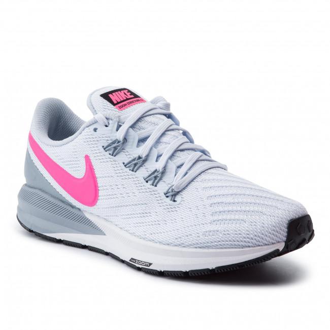 Nike Air Zoom Structure 22 női futó cipő piros 39