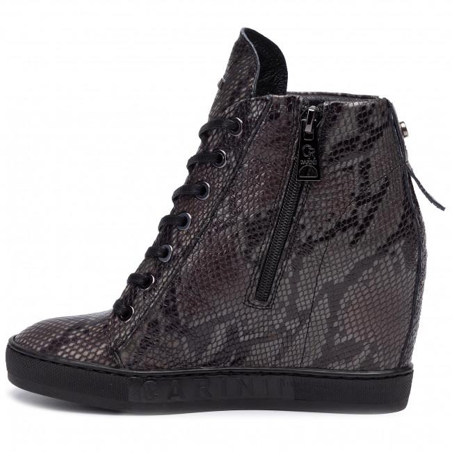 Sportcipő CARINII - B4078 N68-000-000-B88 - Sneakers - Félcipő - Női OOYOkv0l