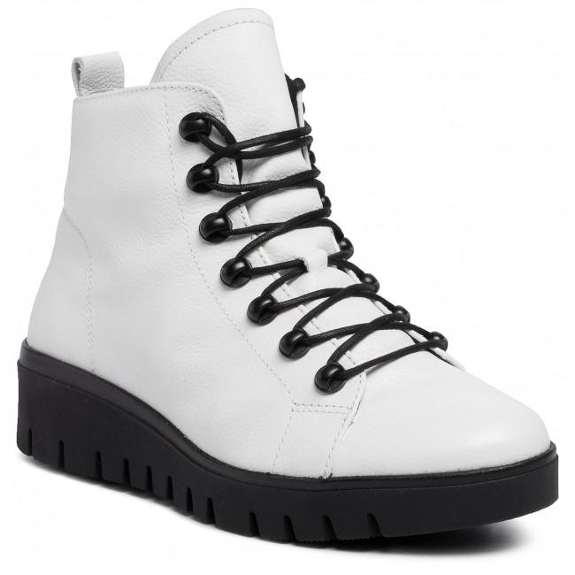 Magasított cipő GABOR 32.855.50 Weiss(O.SMel.)