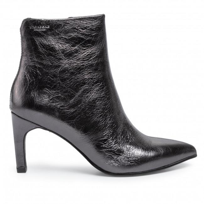 Magasított cipő VAGABOND Whitney 4618 083 88 Dk Silver