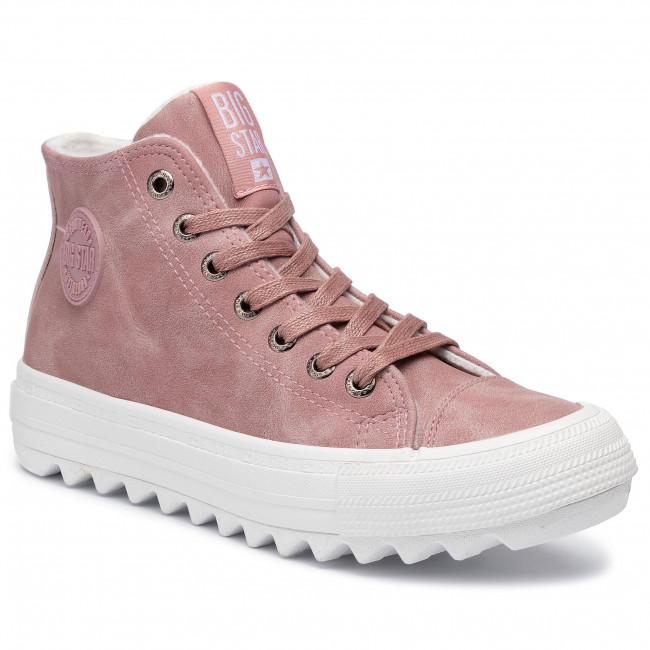Sportcipő BIG STAR - EE274113 Pink