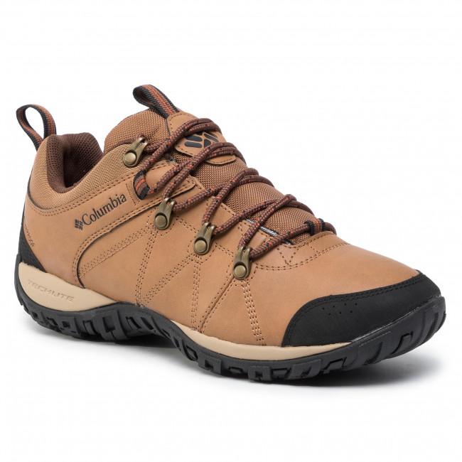 Bakancs COLUMBIA - Peakfreak Venture Waterproof BM3992 Elk/Dark Adobe 286
