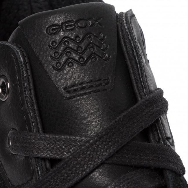 Sportcipő GEOX - U Kaven C U946MC 022ME C9997 Black - Sneakers - Félcipő - Férfi