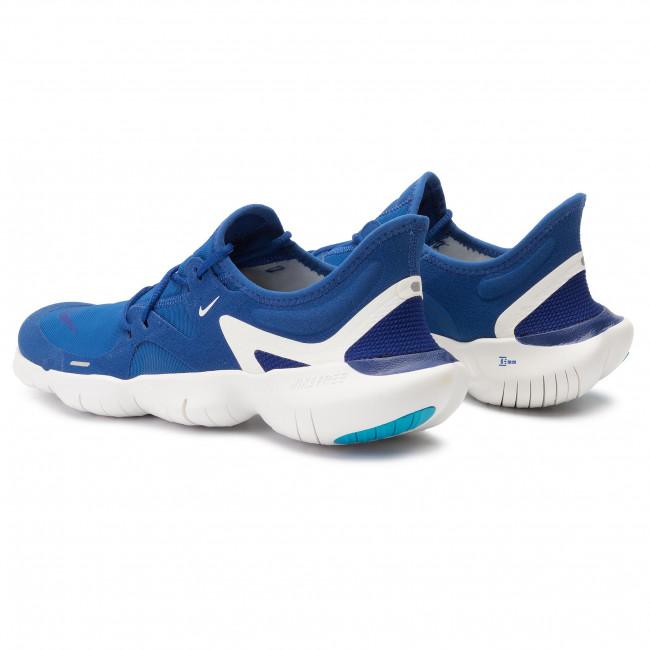 Cipő NIKE Free Rn 5.0 AQ1289 401 Indigo ForceDeep Royal Blue