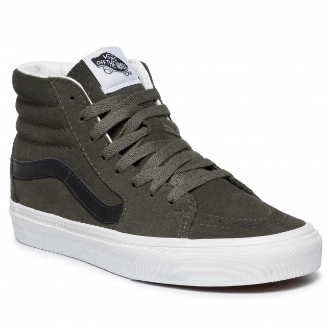 Sportcipő VANS - Sk8-Hi VN0A4U3CXEY1 (Flame) Black/True White - Sneakers - Félcipő - Női
