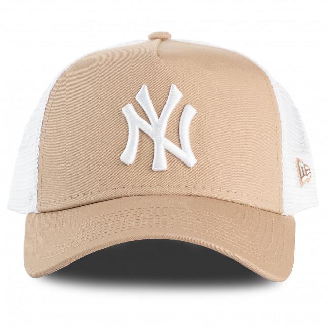 928b473d3 Baseball sapka NEW ERA - League Essential Tr 11946169 Bézs Fehér