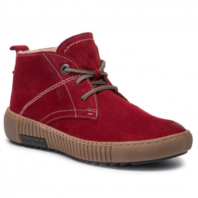 Magasított cipő JOSEF SEIBEL Maren 02 84602 PL944 400 Rot
