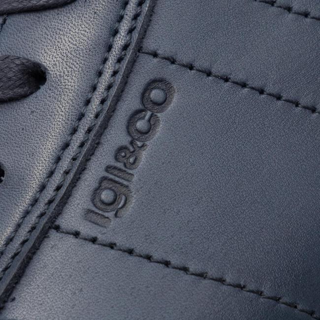 Sportcipő IGI&CO - 4126922 Blu Scu - Sneakers - Félcipő - Férfi