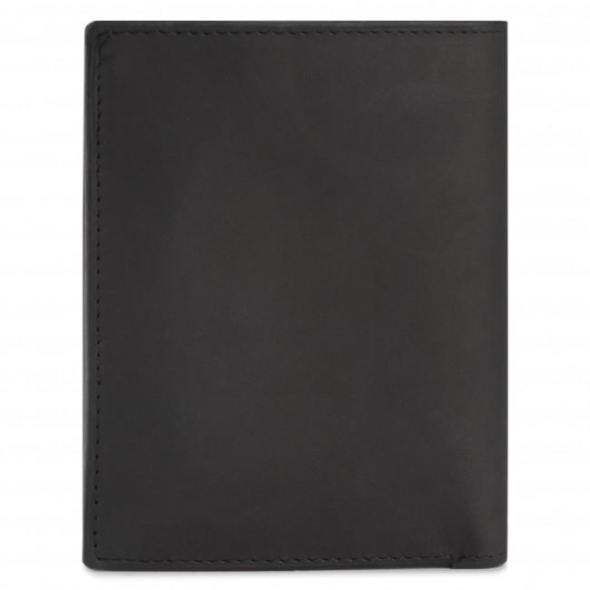 Nagy férfi pénztárca PIERRE CARDIN - TILAK28 330 Black - Férfi pénztárcák - Pénztárcák - Bőrdíszműáruk - Kiegészítők