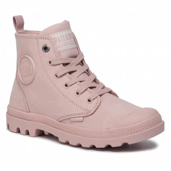 Bakancs PALLADIUM Pampa Hi Zip Nbk 96440 613 M Rose Smoke