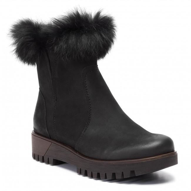 Magasított cipő POLLONUS 5 1129 001 Czarny SamuelKrólik