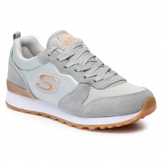 Sportcipő SKECHERS - Goldn Gurl 111/LTGY Light Gray