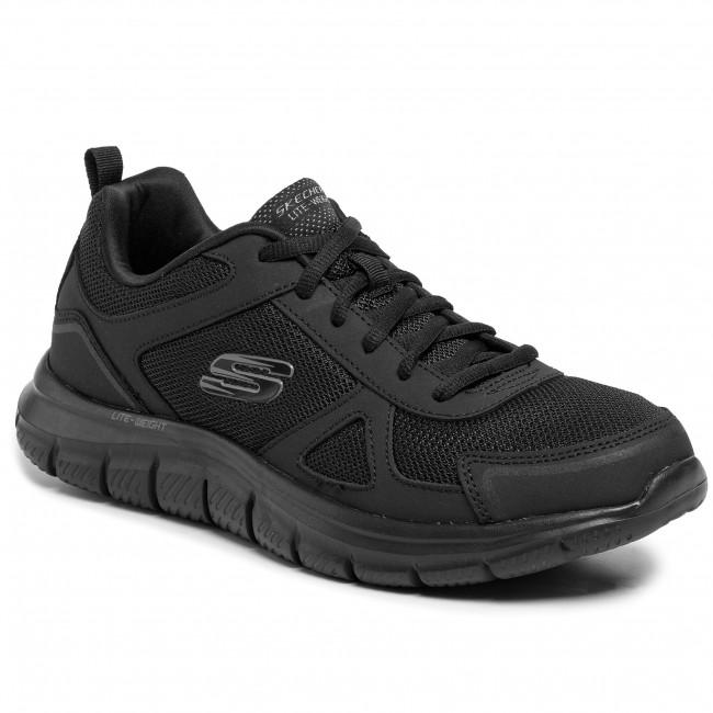 Cipő SKECHERS - Scloric 52631/BBK Black