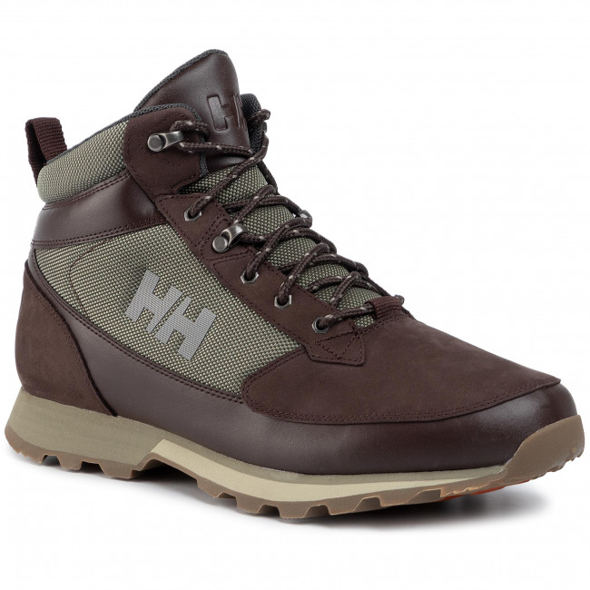 Bakancs HELLY HANSEN Chilcotin 114 27.710 Coffee Bean Beluga Mermaid