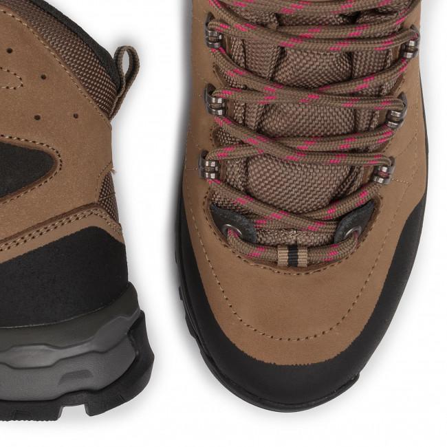 Bakancs CMP - Sheliak Wmn Trekking Shoes Wp 39Q4886 Desert P613 - Bakancsok - Csizmák és egyebek - Női