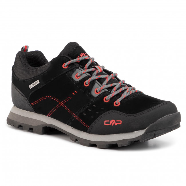 Bakancs CMP Alcor Low Trekking Shoes Wp 39Q4897 Nero U901