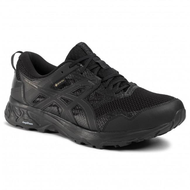 Cipő ASICS - Gel-Sonoma 5 G-Tex GORE-TEX 1011A660 Black/Black 001