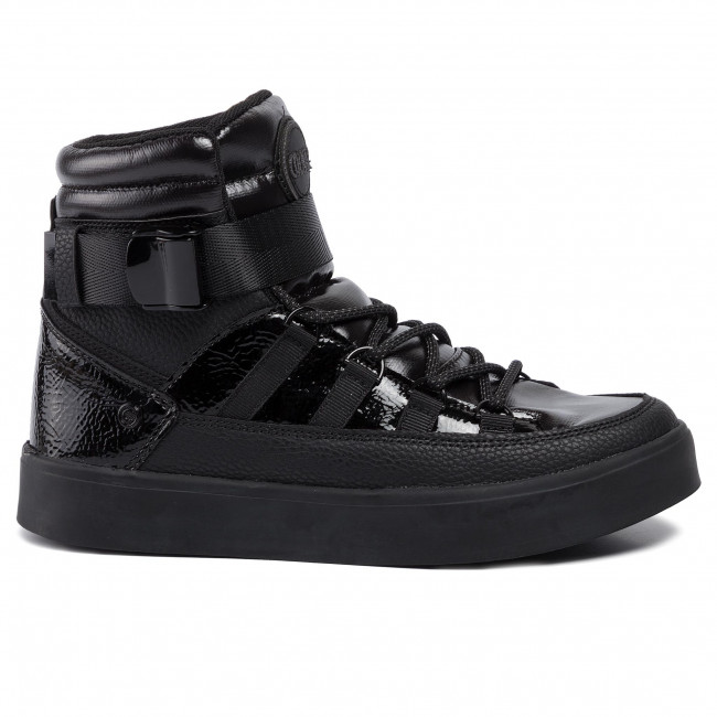 Sportcipő COLMAR - Evie Gloss 154 Black - Sneakers - Félcipő - Női YIJ1RivU
