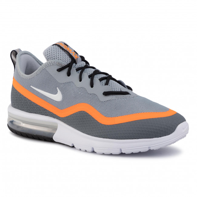 Cipő NIKE Air Max Sequent 4.5 BQ8822 004 Wolf GreyWhiteCool Grey