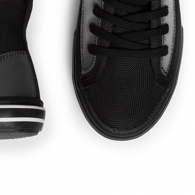 Vásárlás Férfi Cipők Teniszcipő GUESS - Nettuno Hi FM6NTH FAB12 BLACK - Tornacipők - Félcipő - Férfi AEyQ86MB