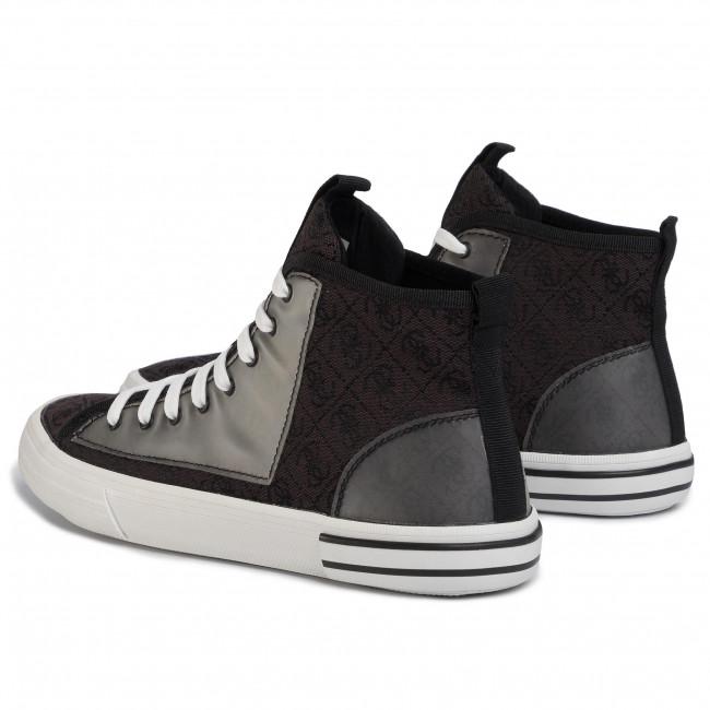 Online Lenni Férfi Cipők Sportcipő GUESS - Nettuno Hi FM6NTH FAL12 BKGR - Sneakers - Félcipő - Férfi dwGDgEug