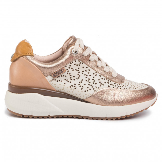 Sportcipő PIKOLINOS - W6Z-6869CLC2 Champagne - Sneakers - Félcipő - Női