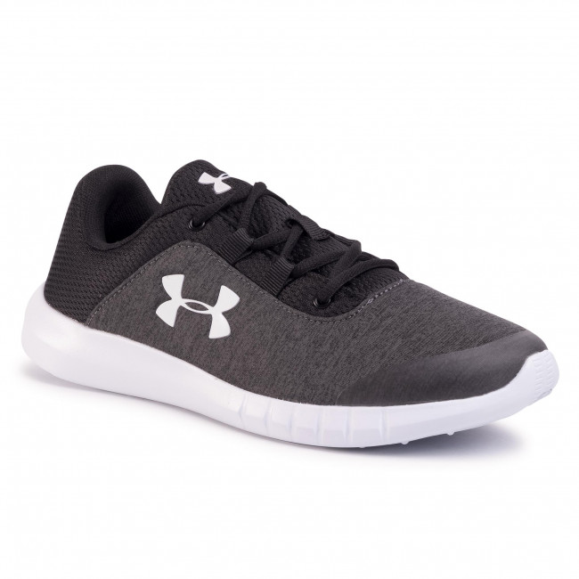 Cipő UNDER ARMOUR - Ua Mojo 3019858-003 Blk