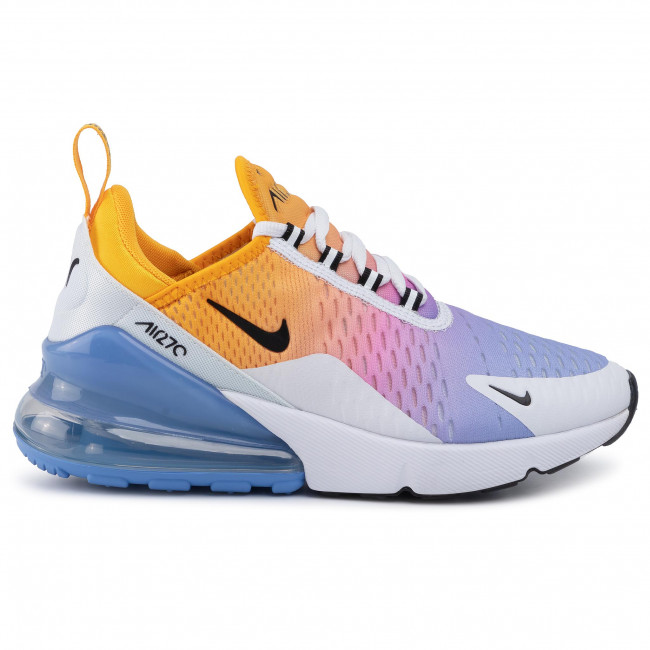 Cipő NIKE Air Max 270 AH6789 702 University GoldBlack