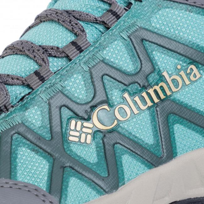 Bakancs COLUMBIA - Peakfreak X2 Mid Outdry BL0828 Copper Ore/War 344 - Bakancsok - Csizmák és egyebek - Női