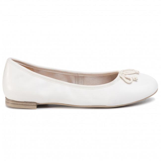 Balerina CAPRICE 9 22100 24 White Softnap. 160