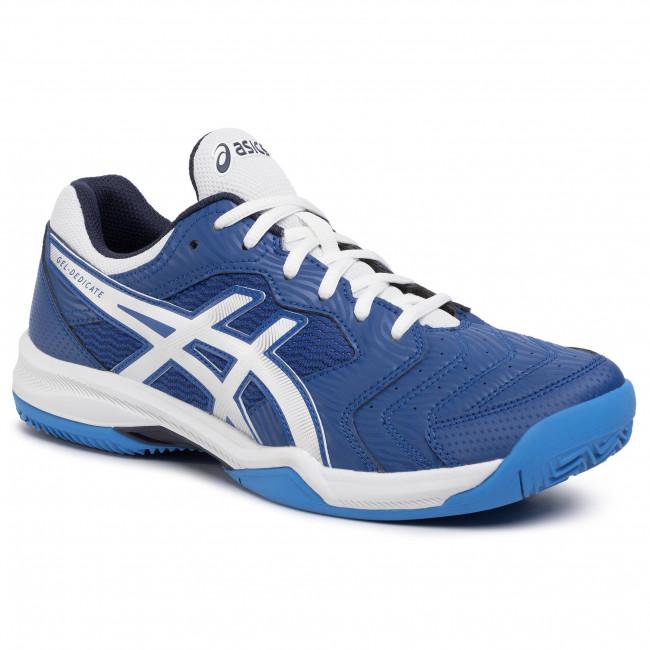 Cipő ASICS - Gel-Dedicate 6 Clay 1041A080  Blue/White 402