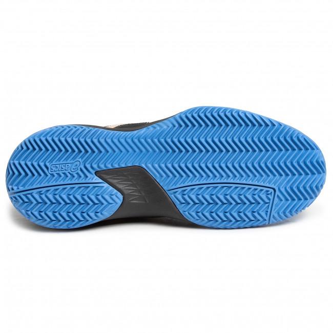 Cipő ASICS - Gel-Game 7 Clay/Oc Gs 1044A010 Black/Champagne 012  - Tenisz - Sport - Női