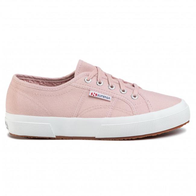 Teniszcipő SUPERGA - 2750 Cotu Classic S000010 Pink Smoke XCW - Tornacipők - Félcipő - Női