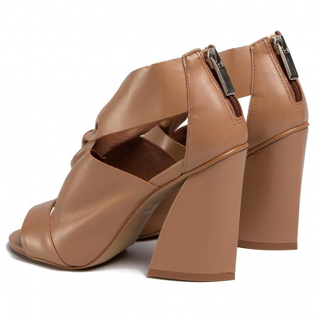 Kizárólagos Női Cipők Szandál QUAZI - QZ-49-04-000531 103 - Hétköznapi szandálok - Szandálok - Papucsok és szandálok - Női ElHKJ0pg