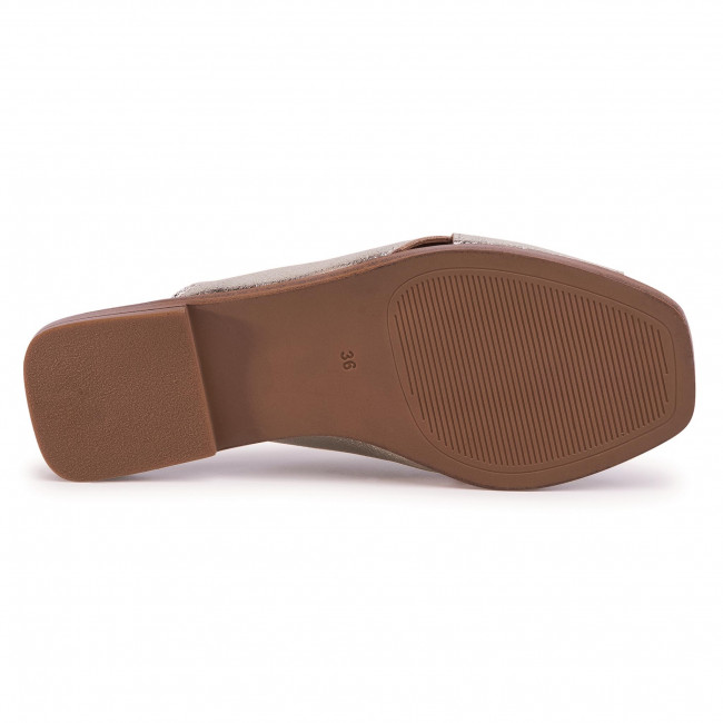 Fedezd Fel Női Cipők Papucs QUAZI - QZ-58-04-000540 111 - Hétköznapi papucsok - Papucsok - Papucsok és szandálok - Női l3yXltGB