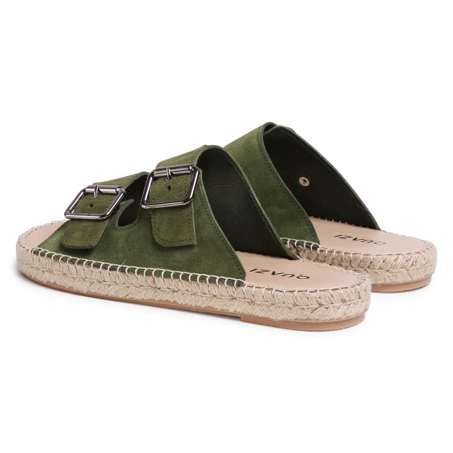 Cool Shopping Férfi Cipők Espadrilles QUAZI - QZ-63-04-000623 615 - Papucsok - Papucsok és szandálok - Férfi Zc8D1LOF