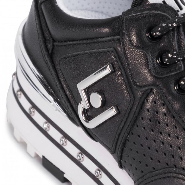 Sportcipő LIU JO - Maxi Alexa BXX051 P0102 Black 22222 - Sneakers - Félcipő - Női