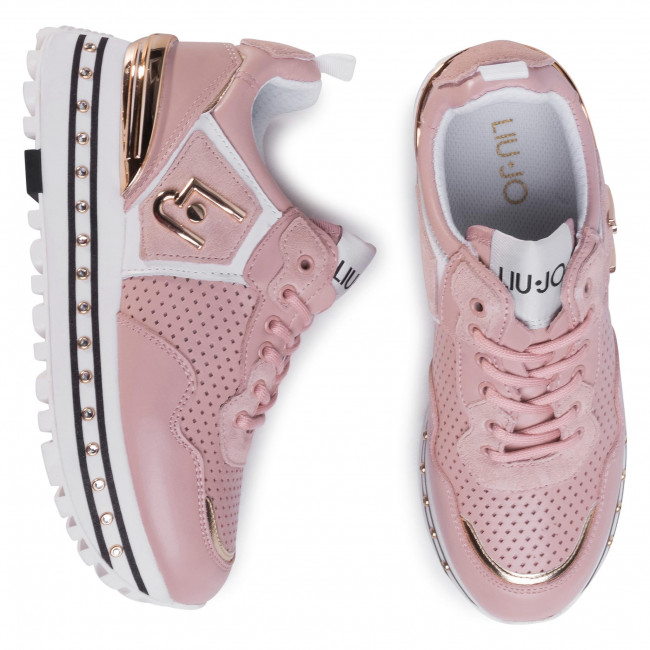 Sportcipő LIU JO - Maxi Alexa BXX051 P0102 Nude 51315 - Sneakers - Félcipő - Női