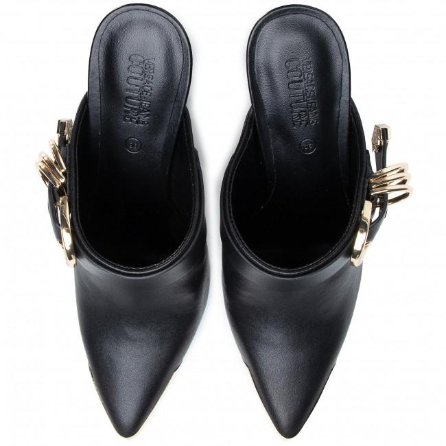Cool Shopping Női Cipők Papucs VERSACE JEANS COUTURE - E0VVBS05 71339 899 - Elegáns papucsok - Papucsok - Papucsok és szandálok - Női 08BdYfjT