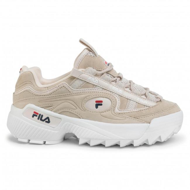 Sportcipő FILA - D-Formation S Wmn 1010857.71Y Rosewater - Sneakers - Félcipő - Női
