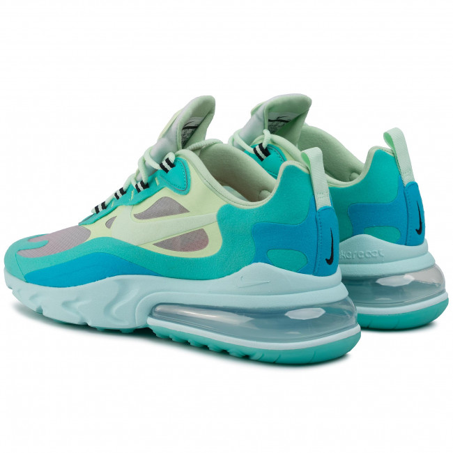 Cipő NIKE Air Max 270 React AO4971 301 Hyper JadeFrosted Spruce