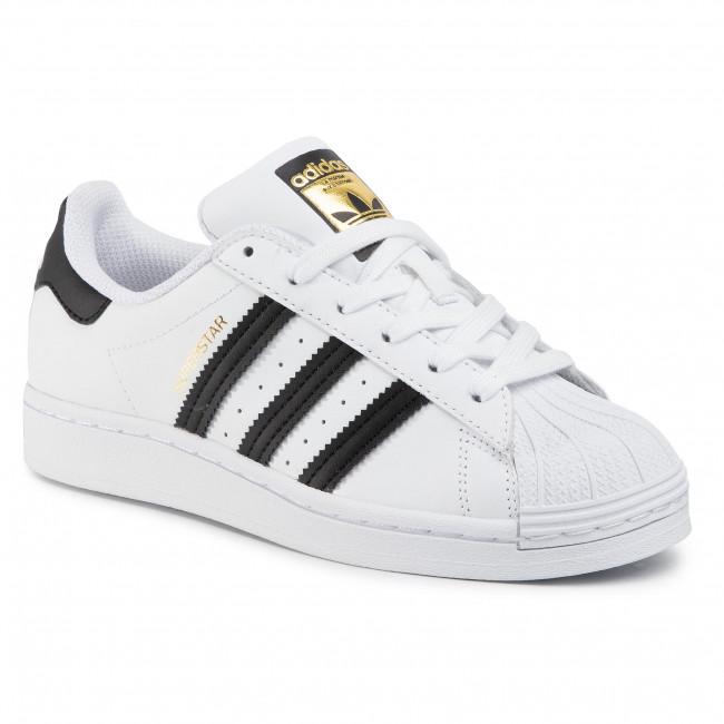 Cipő adidas Superstar J FU7712 FtwwhtCblackFtwwht