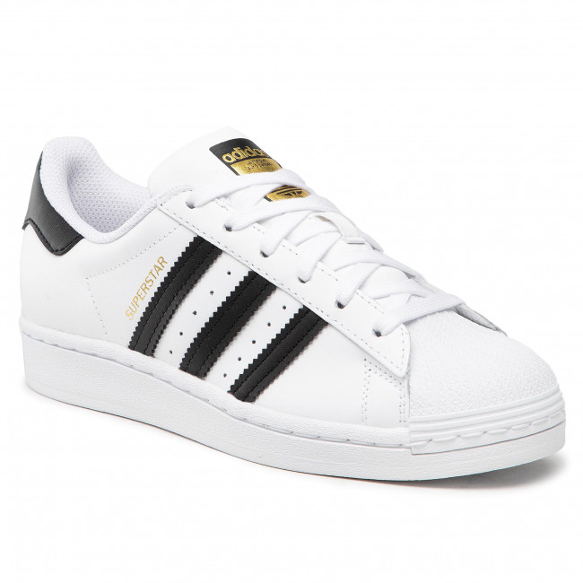 Cipő adidas - Superstar J FU7712 Ftwwht/Cblack/Ftwwht