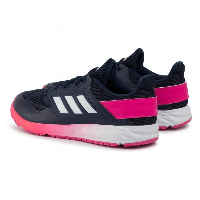 Cipő adidas FortaFaito K G27391 ConavyFtwwhtShopnk