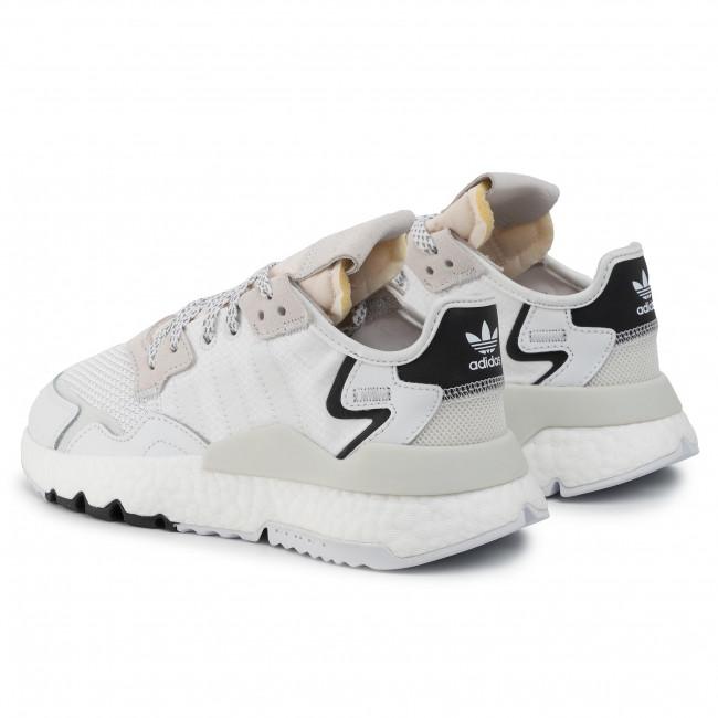 Cipő adidas Nite Jogger J EE6482 FtwwhtFtwwhtCrywht
